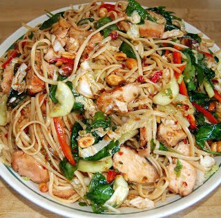So Good! Asian Style Noodle Salad