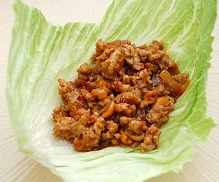 Lettuce Wraps – A Party In My Mouth!