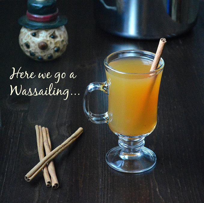 How to make the Christmas Wassail