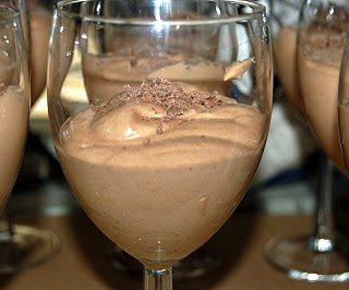 Chambord Chocolate Mousse
