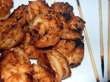 Colleen's Spicy Shrimp