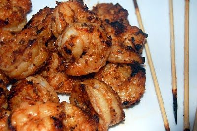 Colleen's Spicy Shrimp