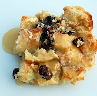 Bread Pudding with a Grand Marnier Sauce