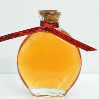 Gift Giving Vanilla Syrup 2.0
