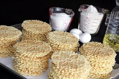 The BEST Pizzelle Recipe