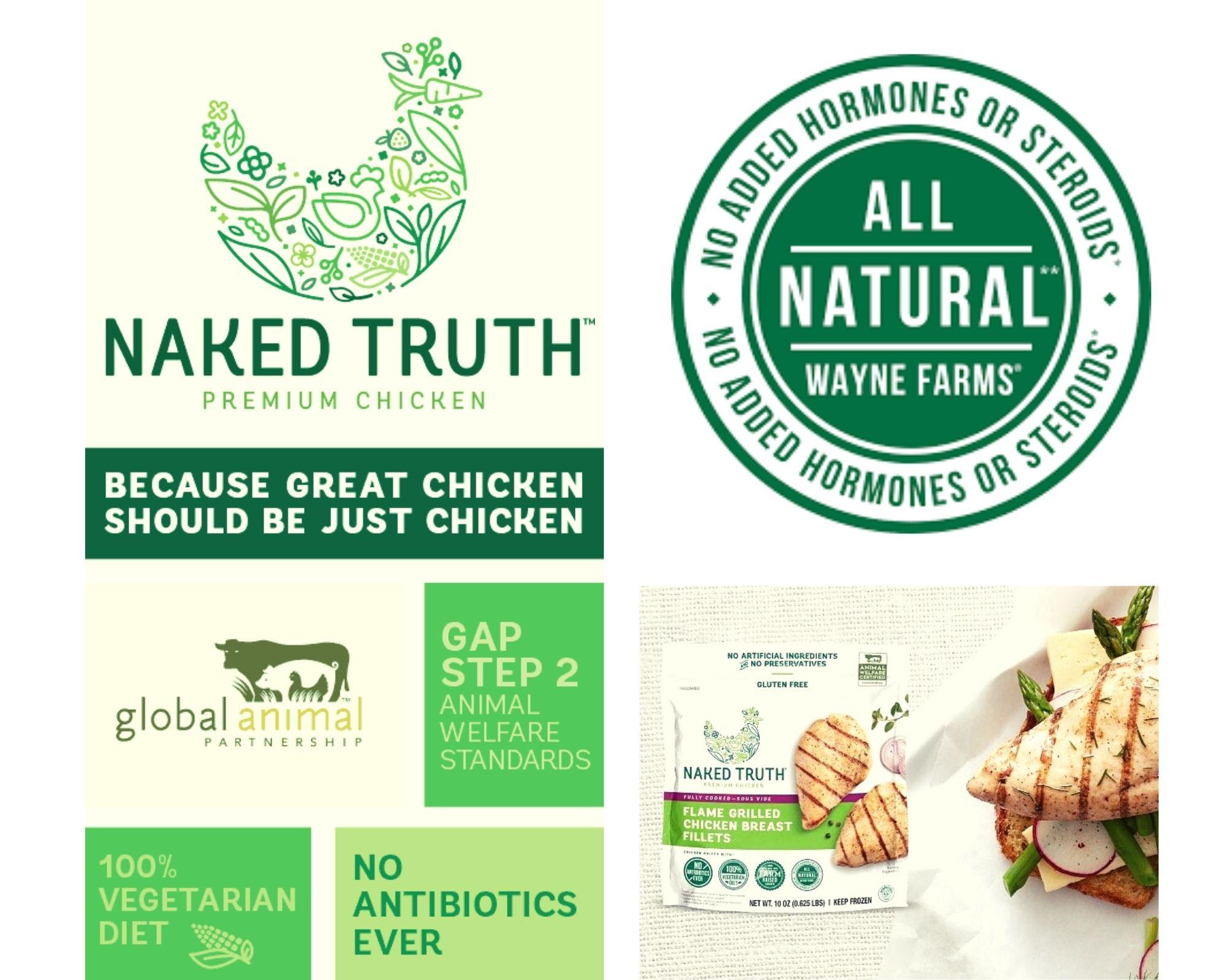 Naked Truth Premium Chicken