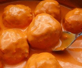 Buffalo Chicken Meatballs