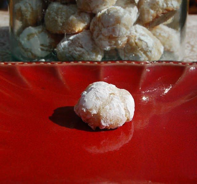 Orange Macaroons - My New Favorite Cookie