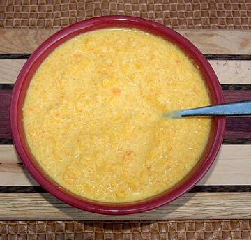 Butternut Squash Soup - Souffle Bombay