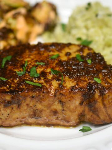 Lemon Pepper Pork Chops Recipe