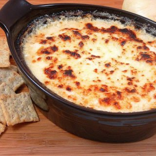 5 Ingredient Hot Vidalia Onion Dip