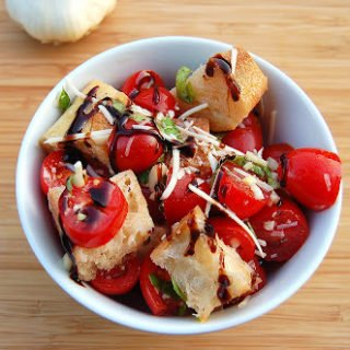 Tomato Bread Salad