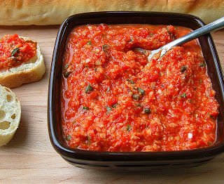 Roasted Red Pepper & Artichoke Spread