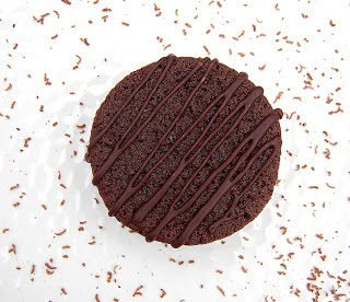Chocolate Chambord Cookies
