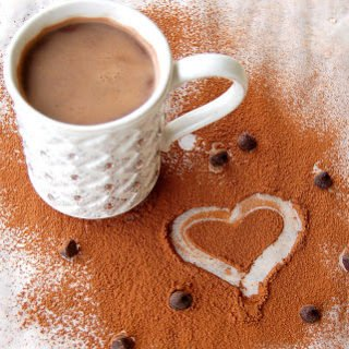 Crazy Good Hot Chocolate