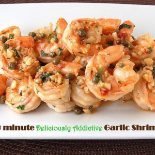 Incredible Garlic Shrimp