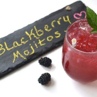 Blackberry Mojito's
