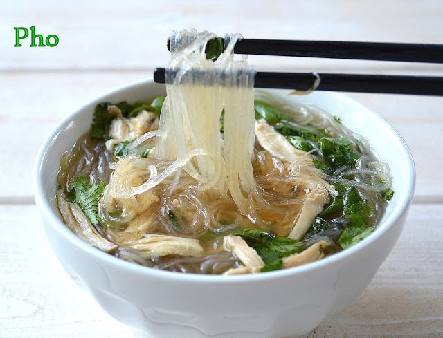 Easy Chicken Pho Recipe - Make your own version of this delicious and wildly popular Vietnamese soup!