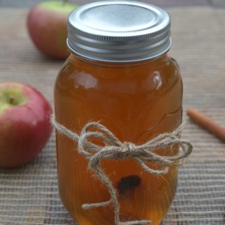 Easy Apple Pie Moonshine