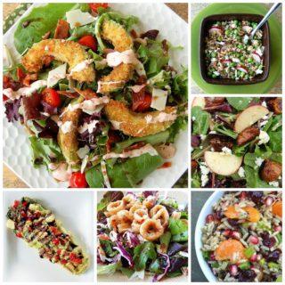 Delicious Spring Salads
