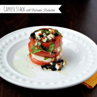 The Perfect Caprese Salad