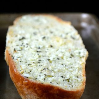 The Ultimate Garlic Bread