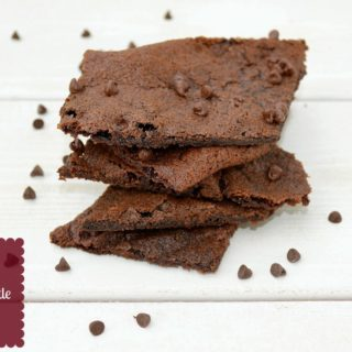 Copycat Brownie Brittle
