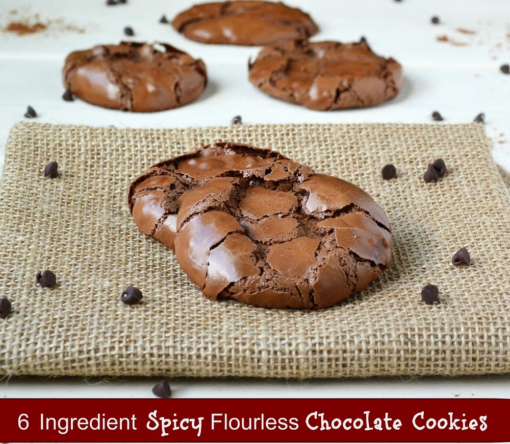 Spicy Chocolate Souffle Cookies