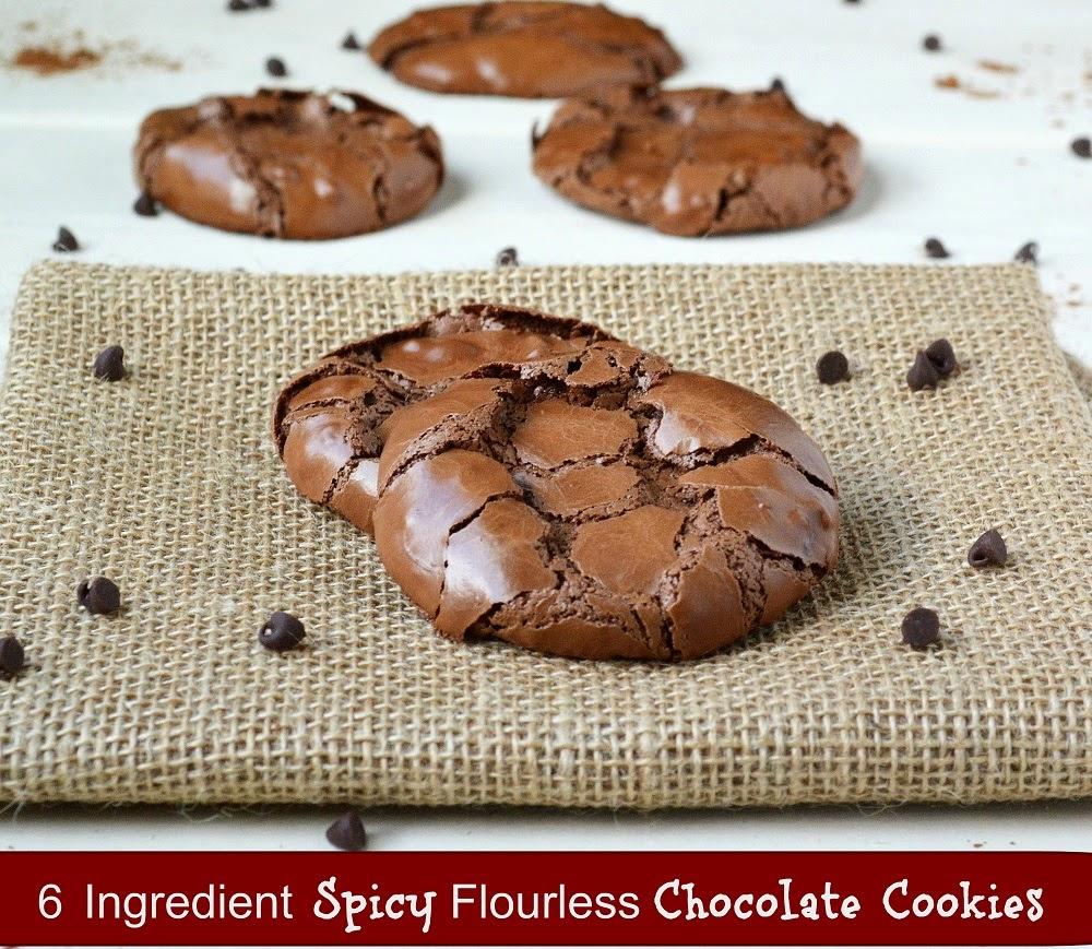 Rich & Delicious 6 Ingredient Gluten Free Spicy Chocolate ...