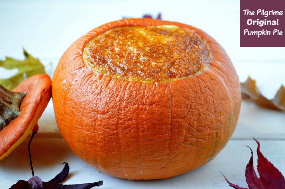The Original Pumpkin Pie