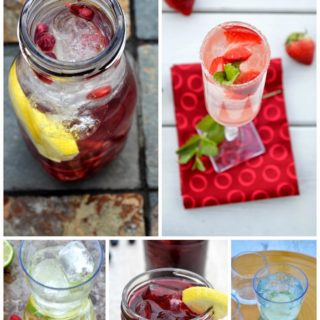 Fruit Flavored Water Recipes to Stay Hydrated & Healthy