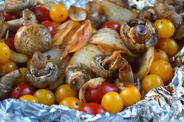 Easy Summer Marinade For Meat & Vegetables