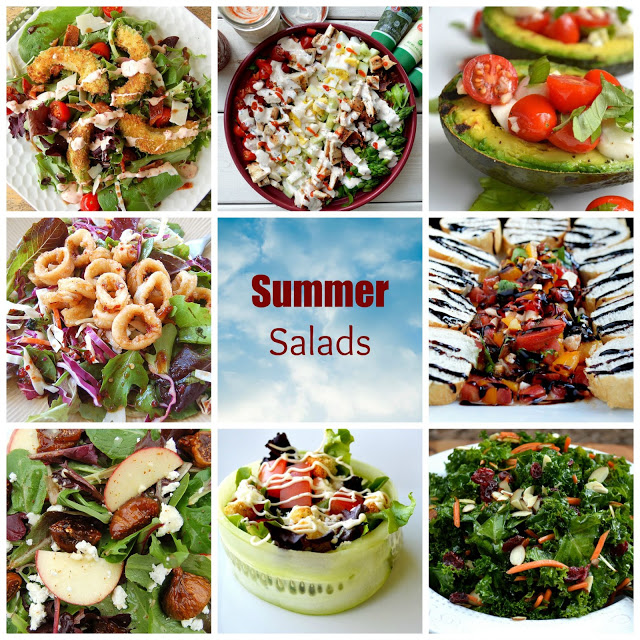 8 Amazing Summer Salads