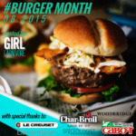 #BurgerMonth 2015 Means it;s time for 31 ah-mazing burger recipes!