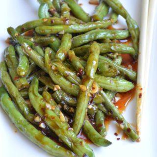1 tsp red pepper flakes 3 garlic cloves 2 TBS sesame oil