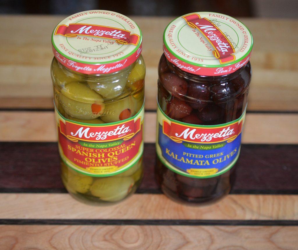 Mezzetta Olives