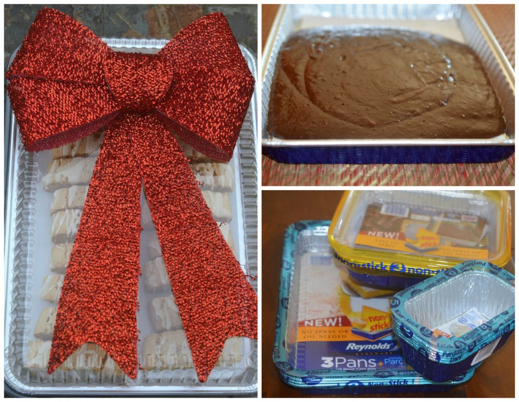 Making the holidays easier with Reynolds Bakeware