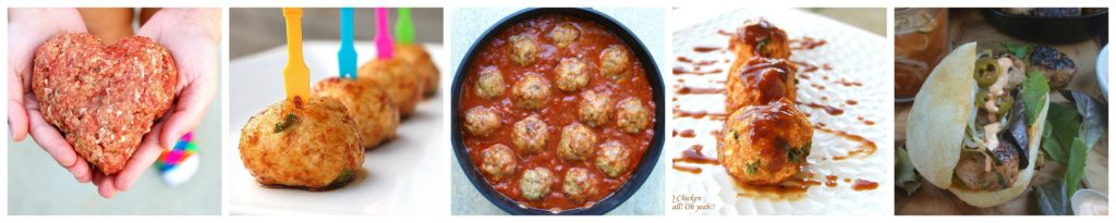 I love meatballs - meatball recipes