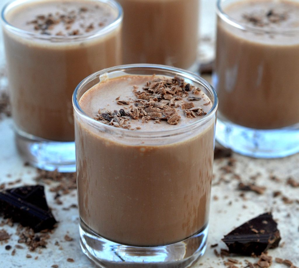 Chocolate Moonshine Shots Better than a Chocolate Martini!