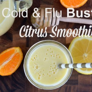 Cold Busting Citrus Smoothie