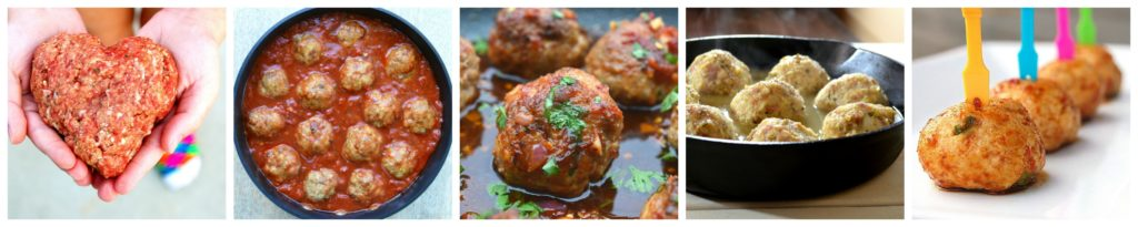 5 Delicious Meatball Recipes