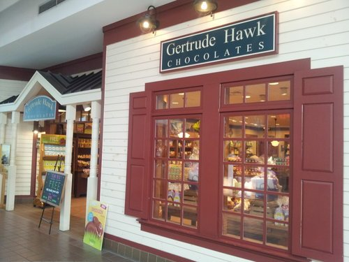 Gertrude Hawk Candy Store