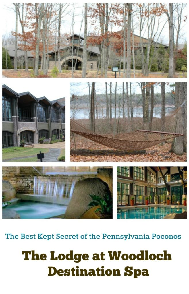The Lodge at Woodloch Destination Spa in the Pennsylvania Poconos Rated #3 destination spa in the U.S.