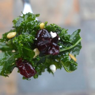 My Favorite Kale Salad Recipe