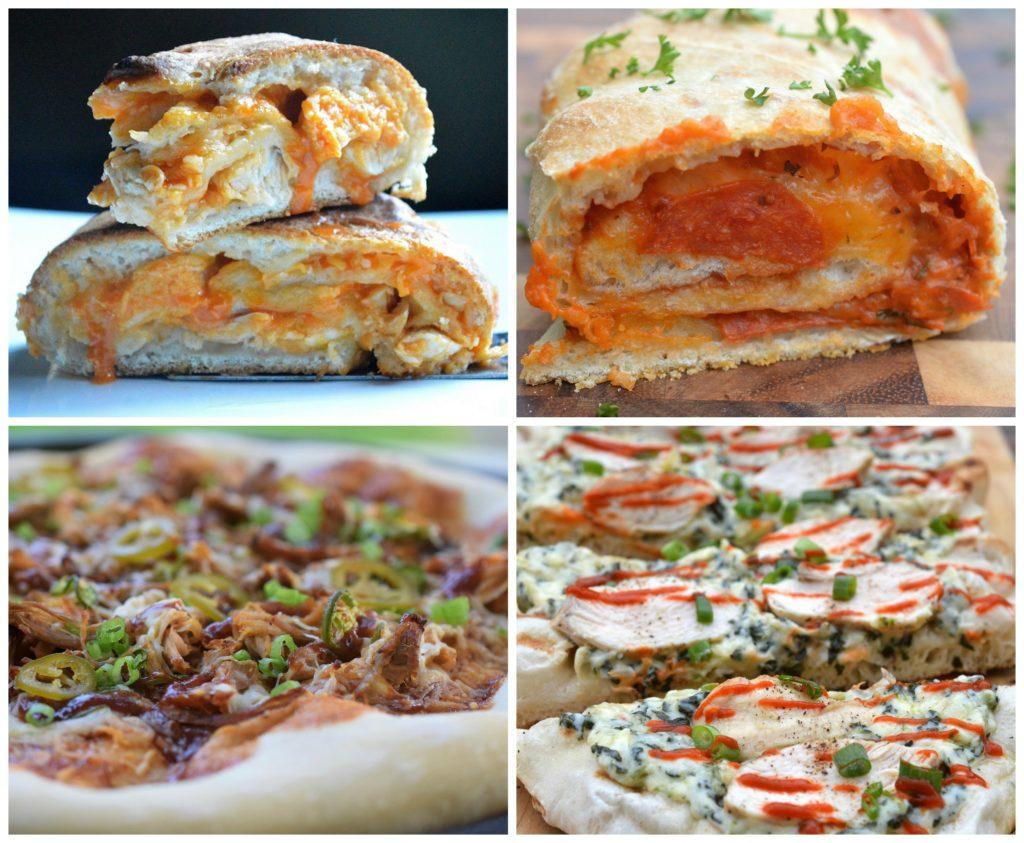 Pizza Dough Ideas