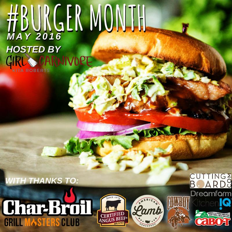 #BurgerMonth 2016