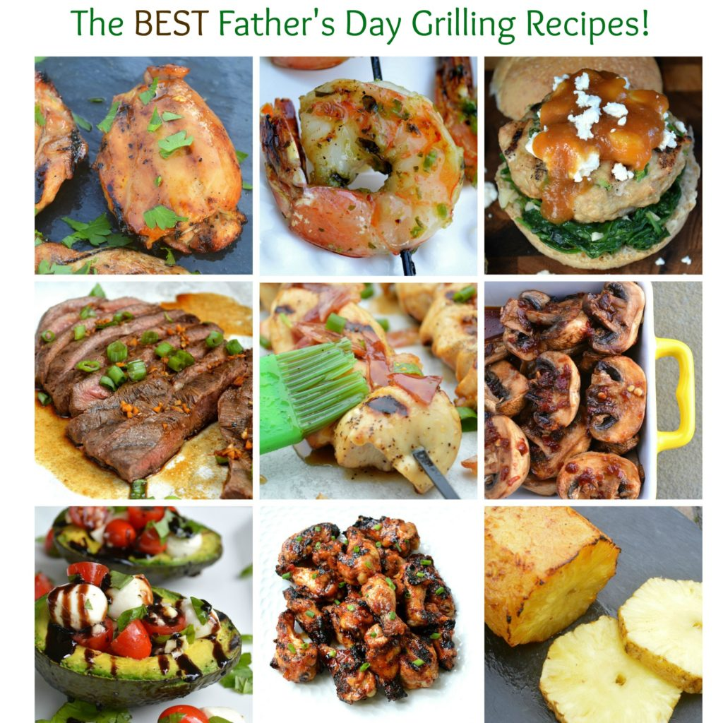 Best Fathers Day Grilling Recipes