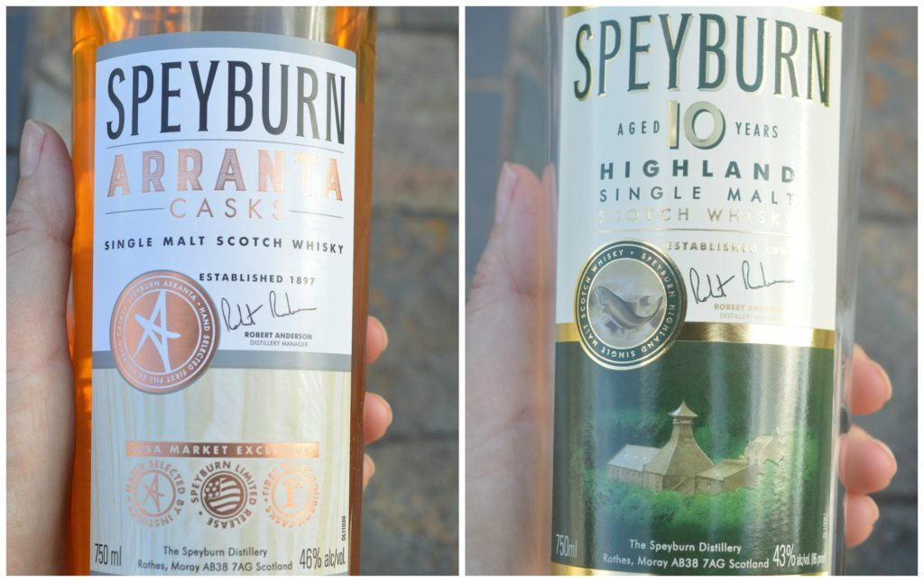 Speyburn Scotch Whiskey
