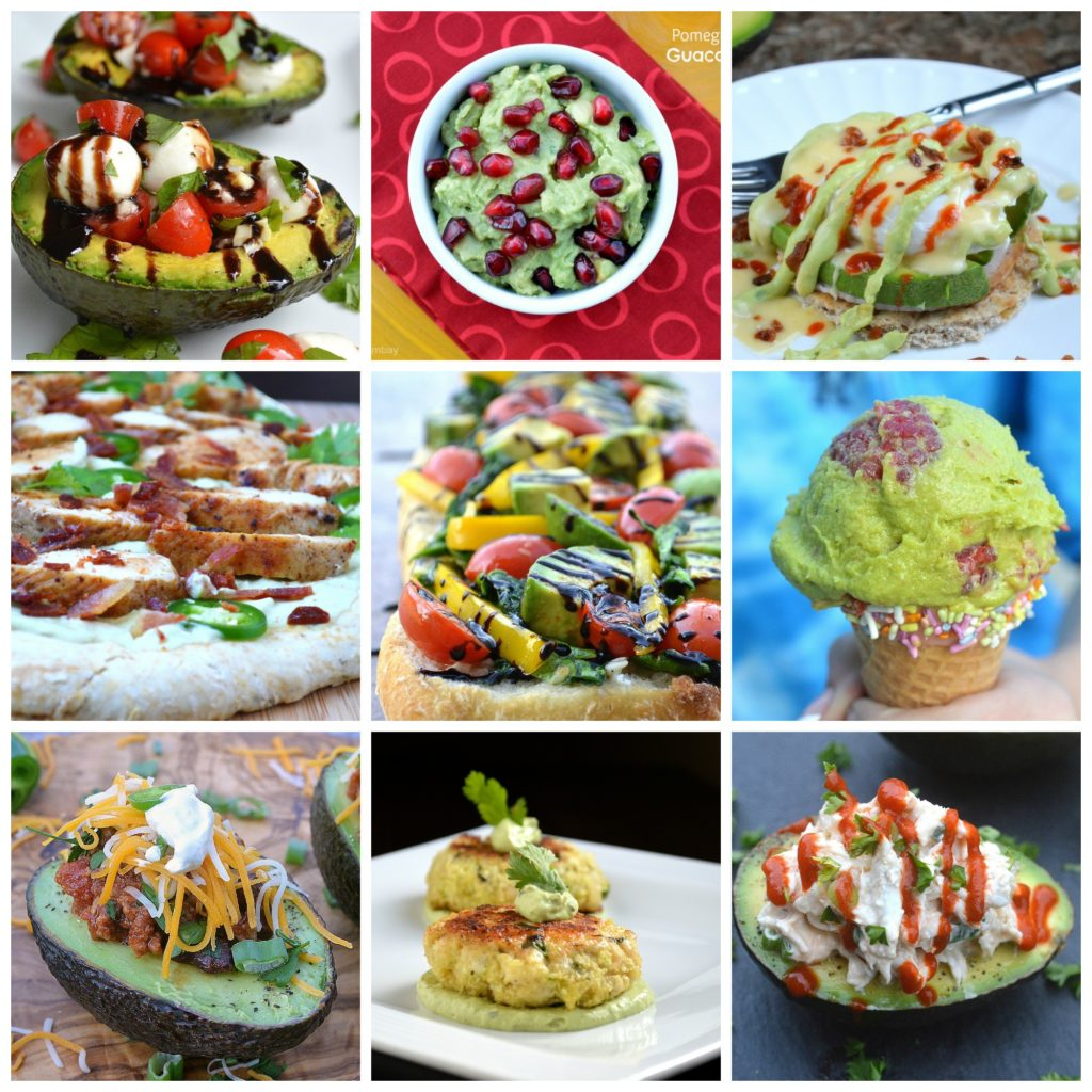9 Delicious Avocado Recipes