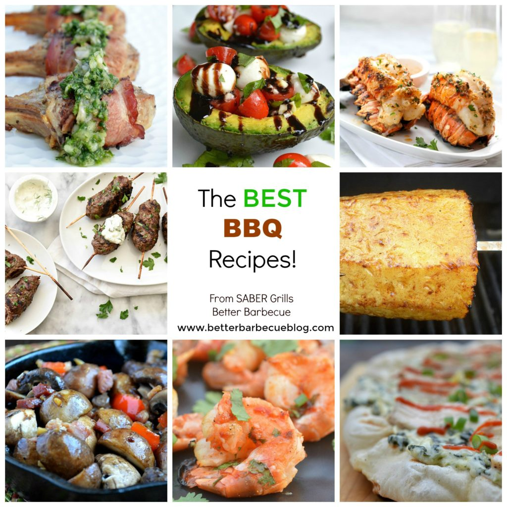 The BEST BBQ Recipes